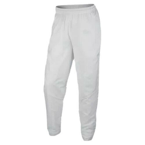 bdd172d634c Details about Nike Air Jordan Wings Woven Mens Sweatpants White Sz S M L XL  2XL [843102-100]