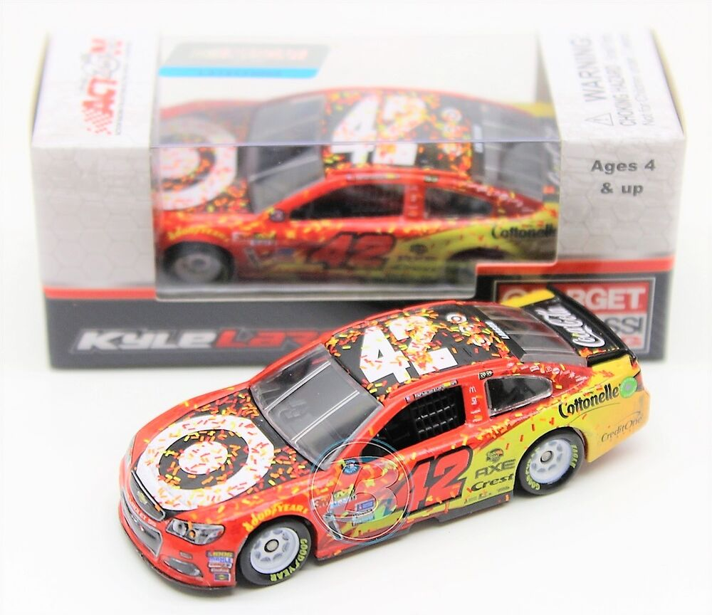 Kyle Larson 2017 ACTION 1:64 #42 Target Michigan Chevy SS