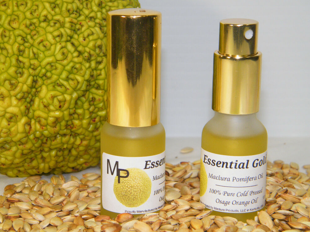 Maclura Pomifera Oil Essential Gold Now Available Compare To One Drop Wonder Ebay