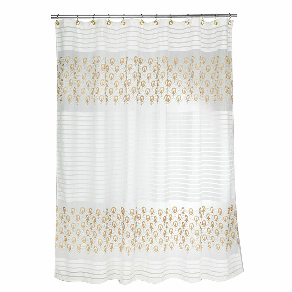 bath products beige hook bliss and shower tile in curtain design set