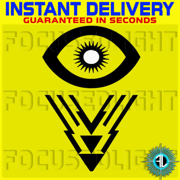Royaume-UniDESTINY 2 Emblem THE VISIONARY ~ INSTANT DELIVERY  24/7  PS4 XBOX PC
