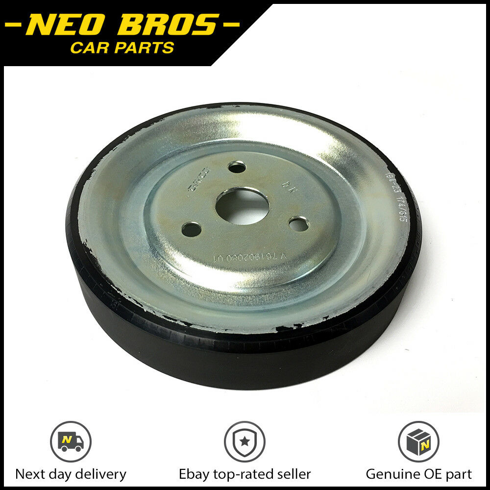 Genuine Water Pump Pulley For Peugeot 207 208 308 508 Rcz