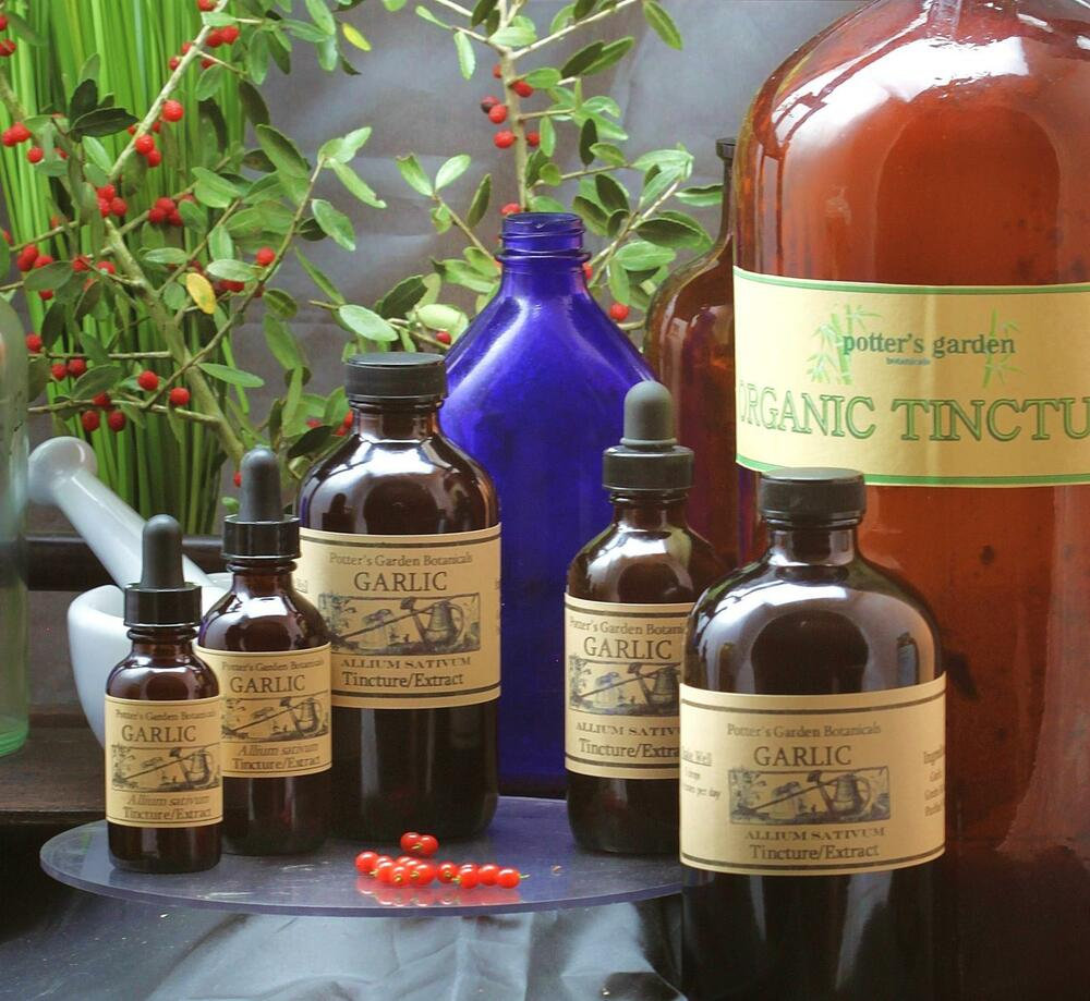 Tinctures on alcohol - means of traditional medicine 53