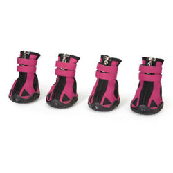 Nordic Trek Dog Boots ~ Comfortable Paw Protection For Cold, Heat And More
