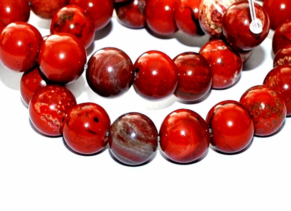 from stone jasper round natural listing a svoa with beads inch strand gemstone il red sesame on