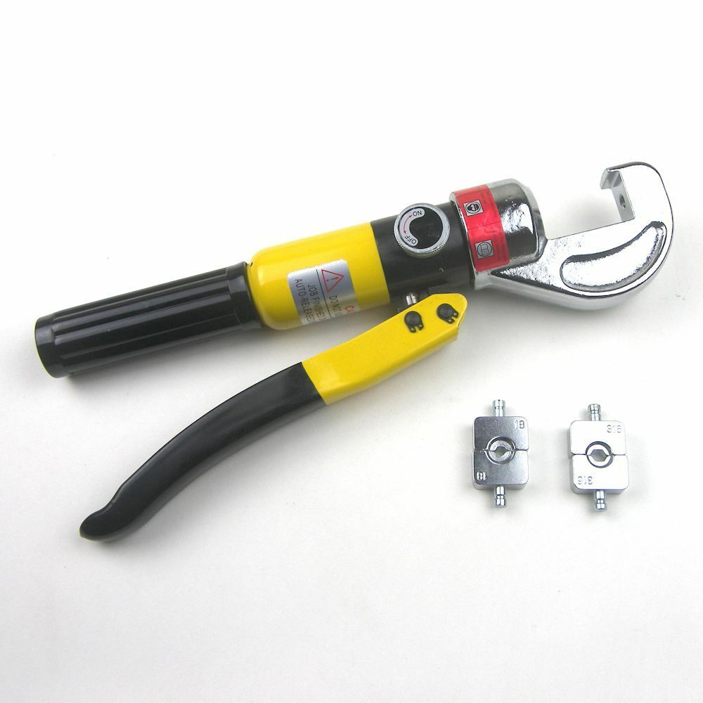 Hydraulic Hand Swager Crimp Tool For Stainless Steel Cable