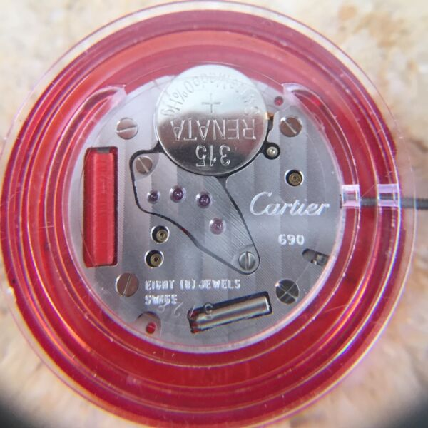 Cartier Calibre 690 Movement - 3.15mm Height - Replacement for ca. 90
