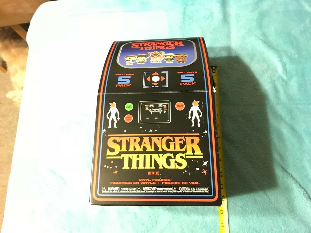 8 Bit Pop Funko Stranger Things Target Online Exclusive