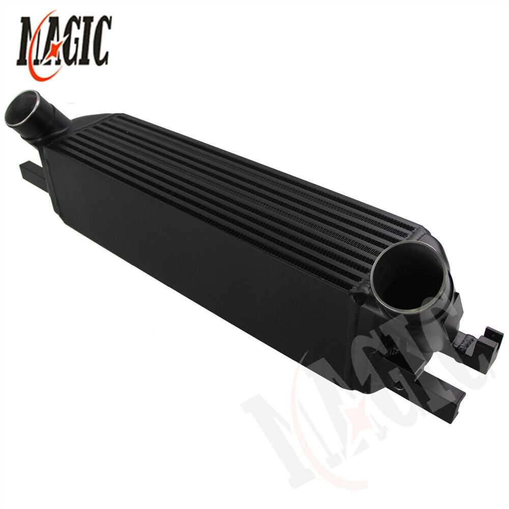 Ford 2 3 Turbo Kit: Performance Front Mount Intercooler For Ford Mustang 15-17