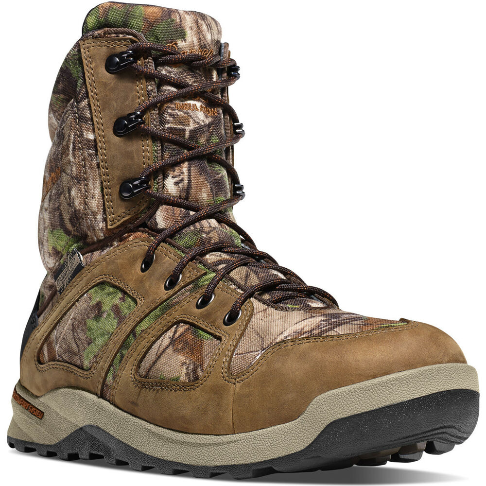 New Danner Steadfast Hunting Boots 8 Quot Realtree Xtra