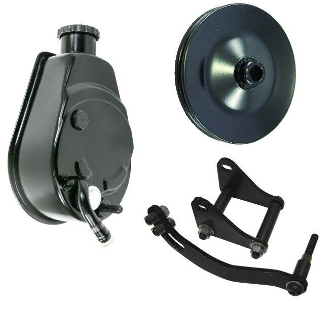 Chevy 327 Power Steering Ckets
