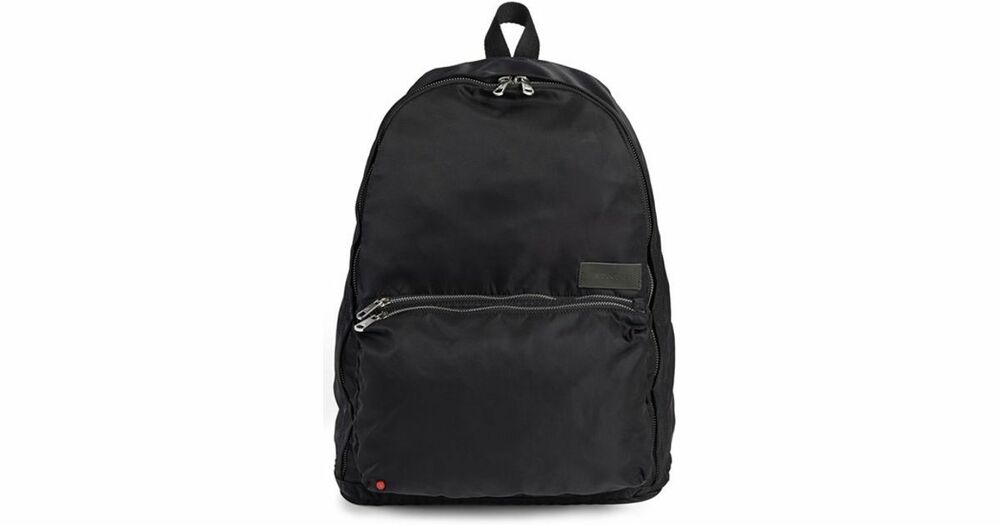 $145 STATE Mens LUXE LORIMER BLACK BACKPACK