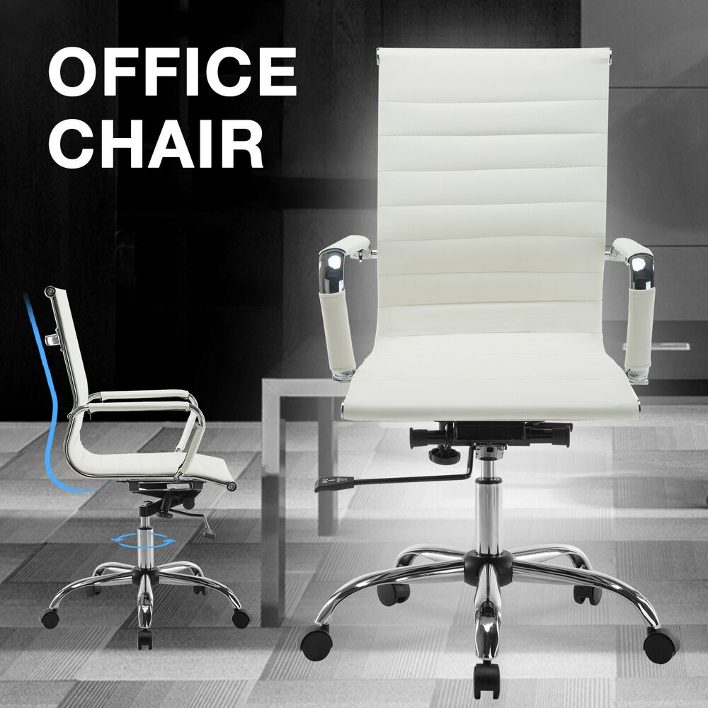 Executive Racing Car Style Office Chair Seat Computer