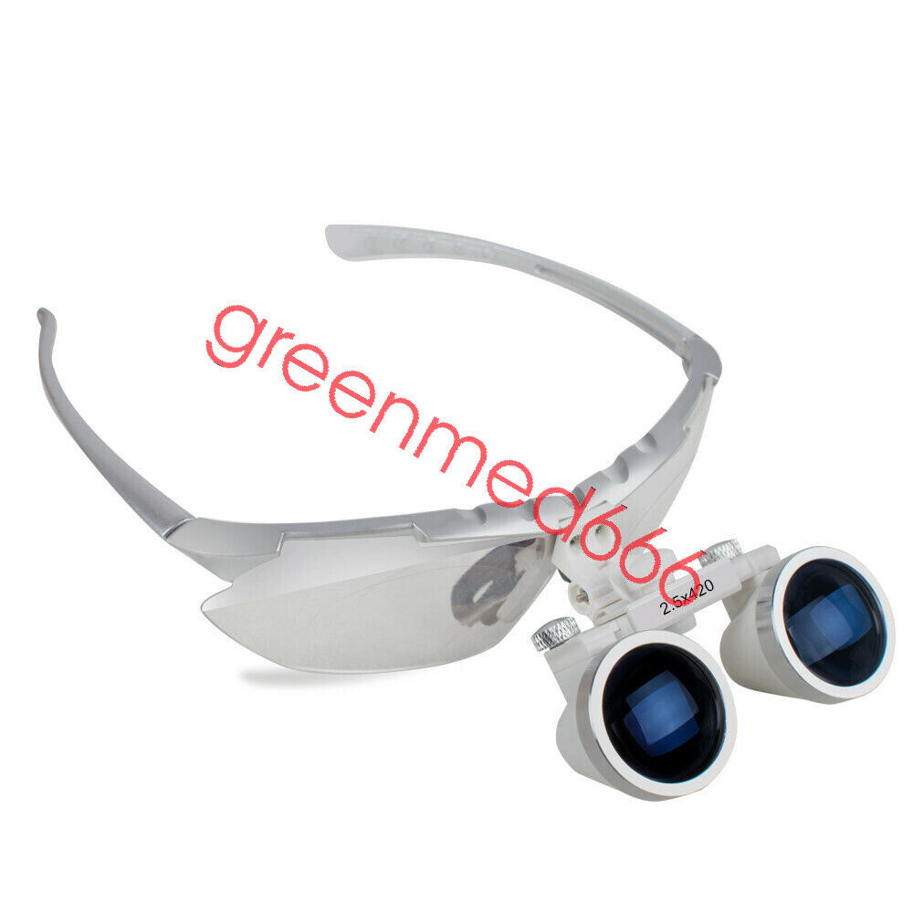 223a3234cb Details about ce magnifying silver dental lab surgical binocular loupes  eyeglasses jpg 1000x1000 Eyeglasses loupes