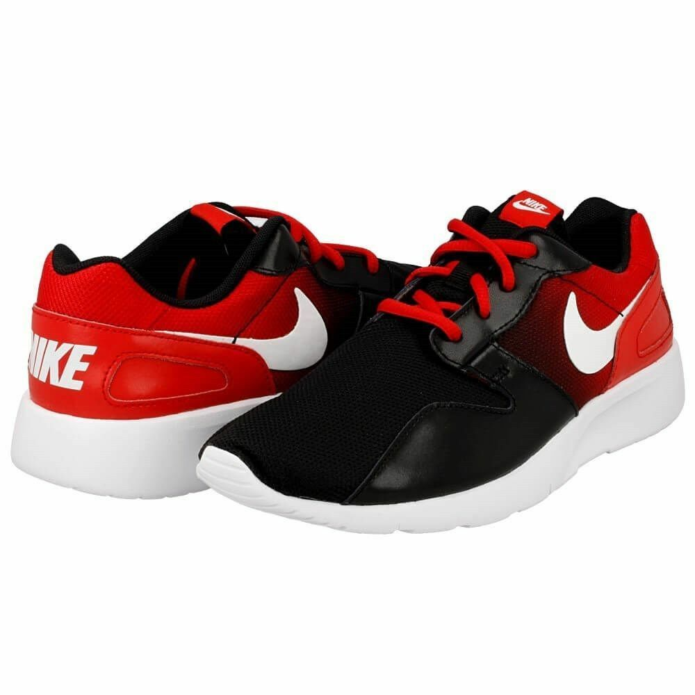 9788f9406498 Details about Nike Kaishi Print (GS) Boy s Shoes Black Red White Color
