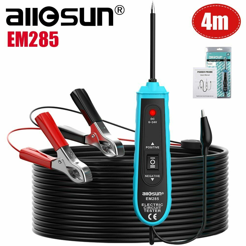 Neu All-Sun EM285 Power Probe Car Electric Circuit Tester Automotive ...