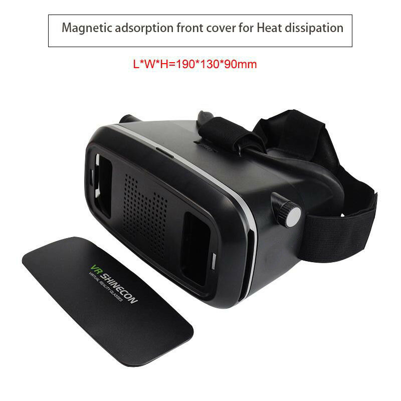 0bddb6458d5 Details about Original VR Shinecon Pro Goggles Virtual Reality Mobile VR 3D Glasses  Headset