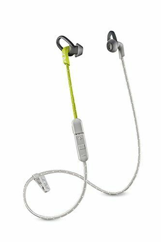 Plantronics Bluetooth Enabled Canal Earphone Backbeat Fit 305 Lime