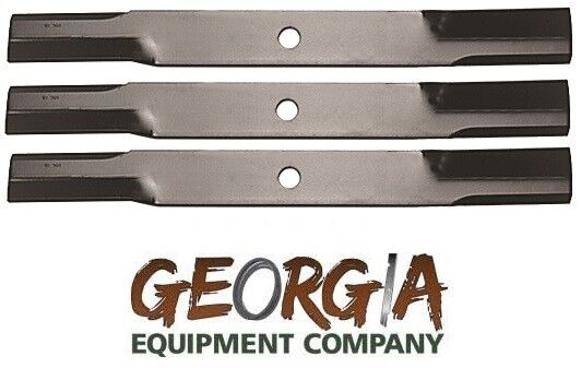 3 Usa Blades For Bush Hog Ath 720 Series 72 Quot Cut Mowers