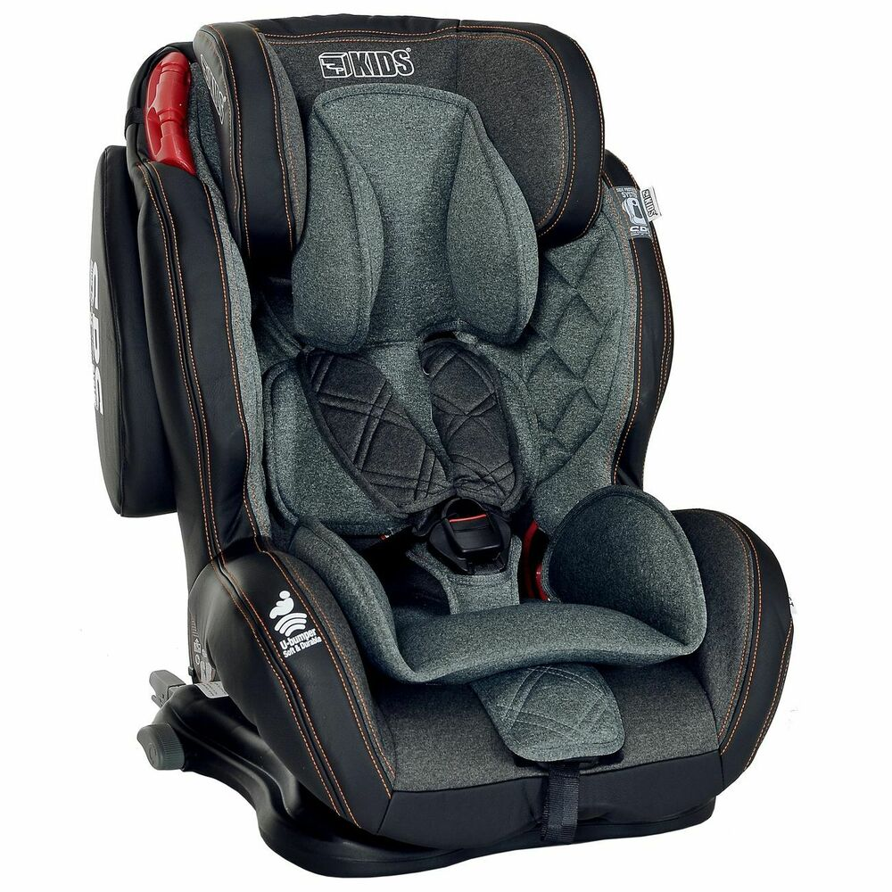 autokindersitz gt comfort isofix 9 36 kg sitzwinkel kopfteil verstellbar gr 123 ebay. Black Bedroom Furniture Sets. Home Design Ideas