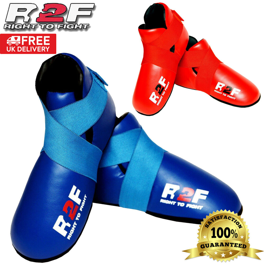 Sports Semi Taekwondo R2F Boots Arts Kickboxing Martial Contact O6dxUp5q