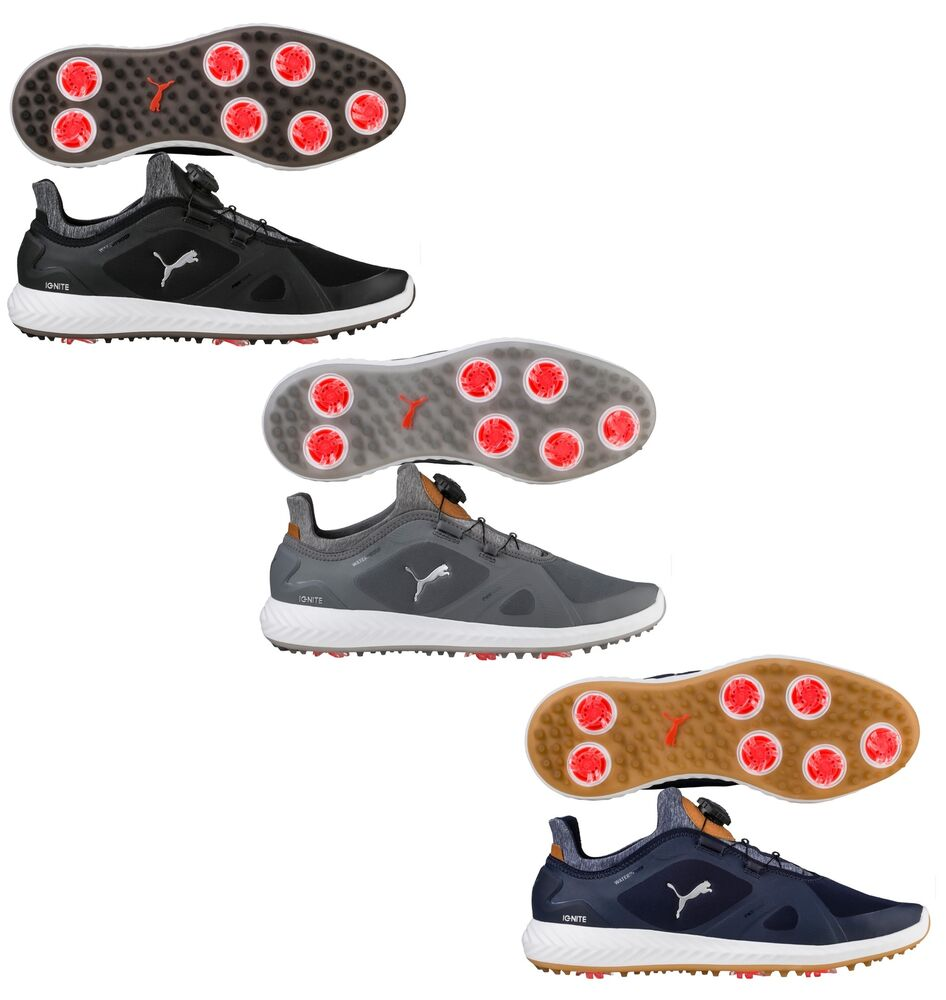 88d68fcd6b9f46 Details about PUMA IGNITE PWRADAPT DISC GOLF SHOES MENS MEDIUM -NEW 2018-  PICK COLOR   SIZE
