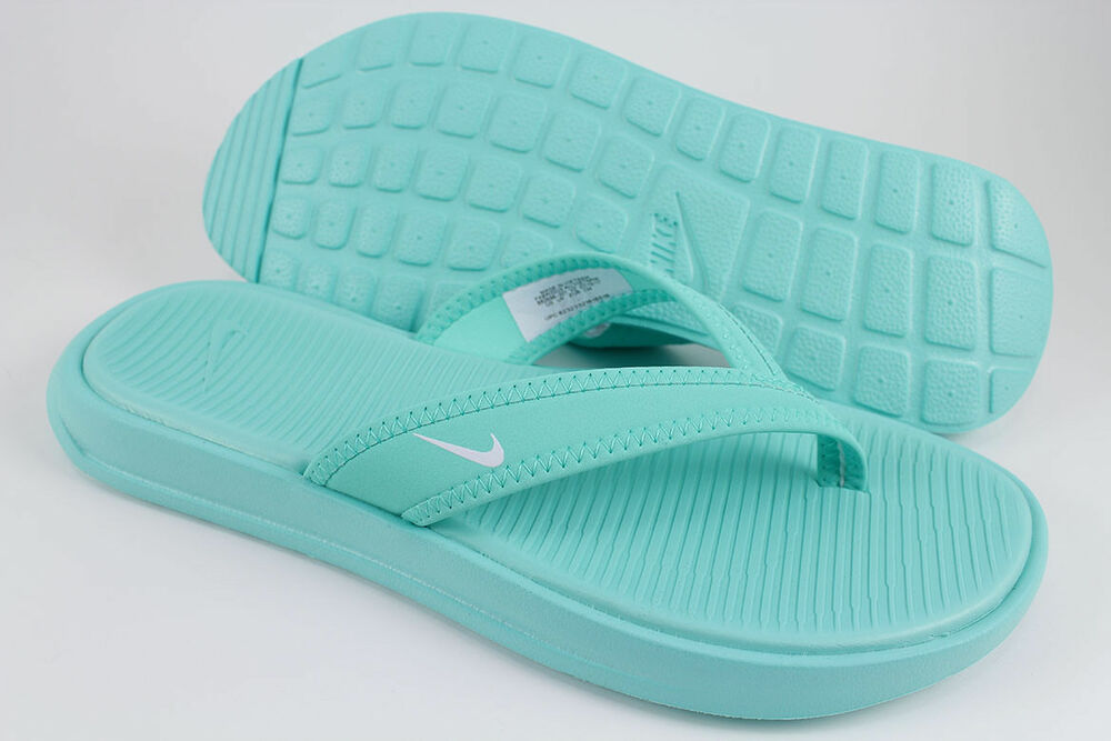 Nike Ultra Celso Thong Hyper Turquoise Green Blue Flip -2400