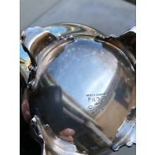 REED & BARTON SILVER - LARGE CLASSIC REGENT PATTERN - WATER PITCHER