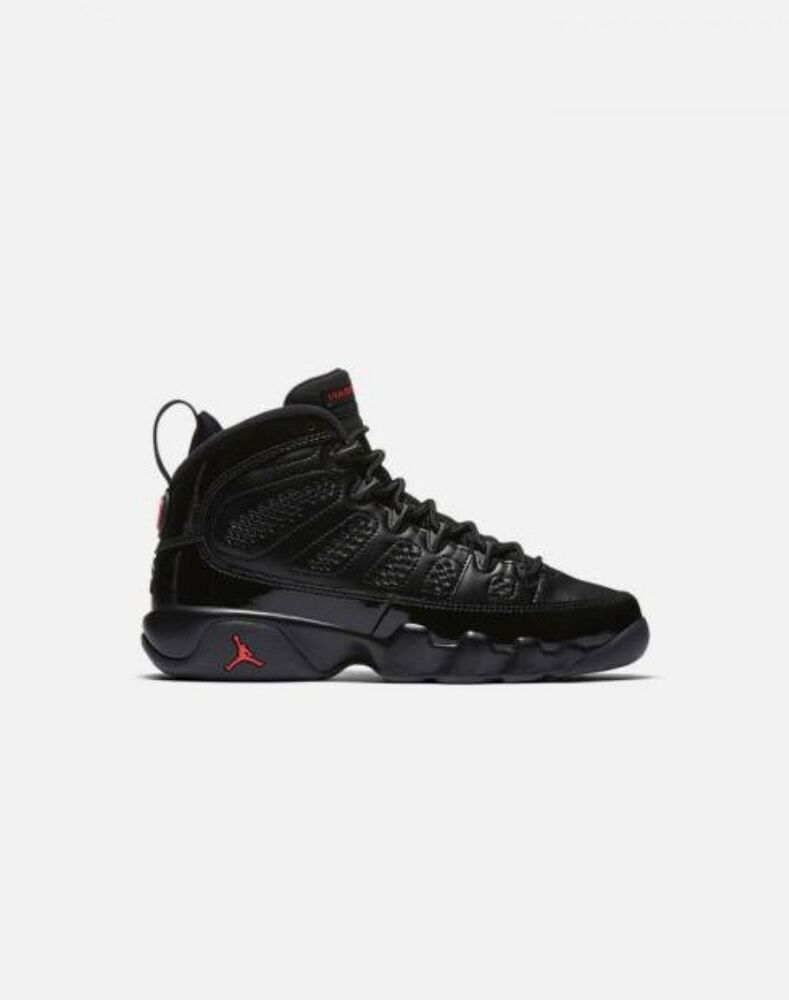abef4d419b84ec Details about NEW DS 2018 AIR JORDAN RETRO 9 IX BRED 302370-014 Black Red  RARE LIMITED
