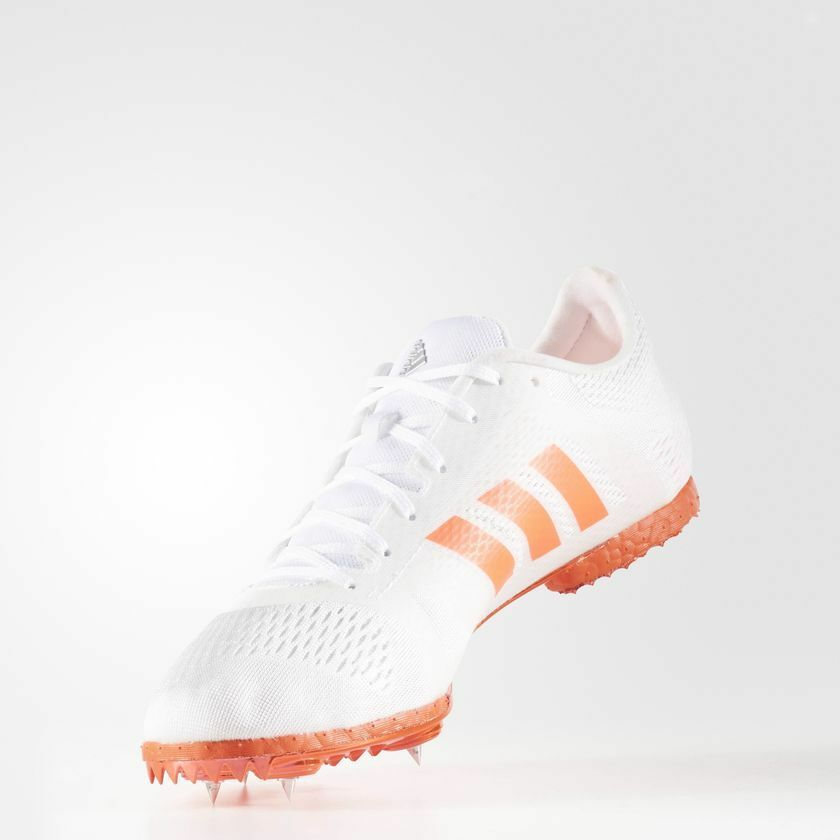 5c6d1ec47cd4 Details about Adidas Adizero Mens Running Middle-Distance MD Track and  Field Boost Spike Shoes