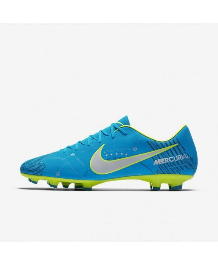 hot sale online 26258 28696 Details about Nike MEN S Mercurial Victory VI NJR FG NEYMAR SIZE 10.5 BRAND  NEW
