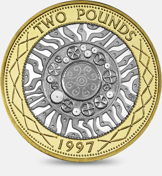 2016 Two Pounds | Check Your Change