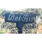 BEL AIR RESIDENTIAL LOT LOS ANGELES COUNTY LOCATED JUST OFF BEVERLY GLEN BLVD.