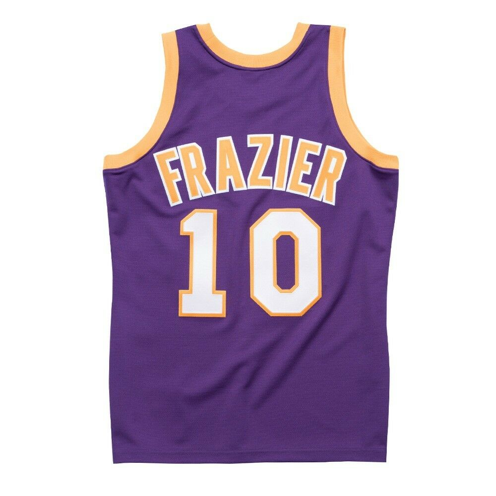 new concept 97402 74291 Walt Frazier 1972 NBA All Star East Mitchell & Ness Authentic Retro Jersey  Men's | eBay