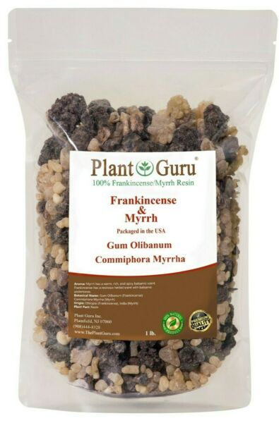 Frankincense and Myrrh Resin Granular Mix Church For Charcoal Incense Burner