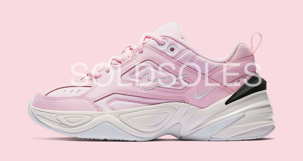 lowest price df0cf dce8f Details about Nike M2k Tekno   Wave Runner Pink