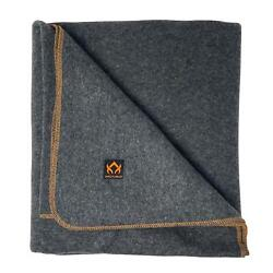 Kyпить Arcturus Wool Blanket - 4.5 lbs, Warm, Washable, 64