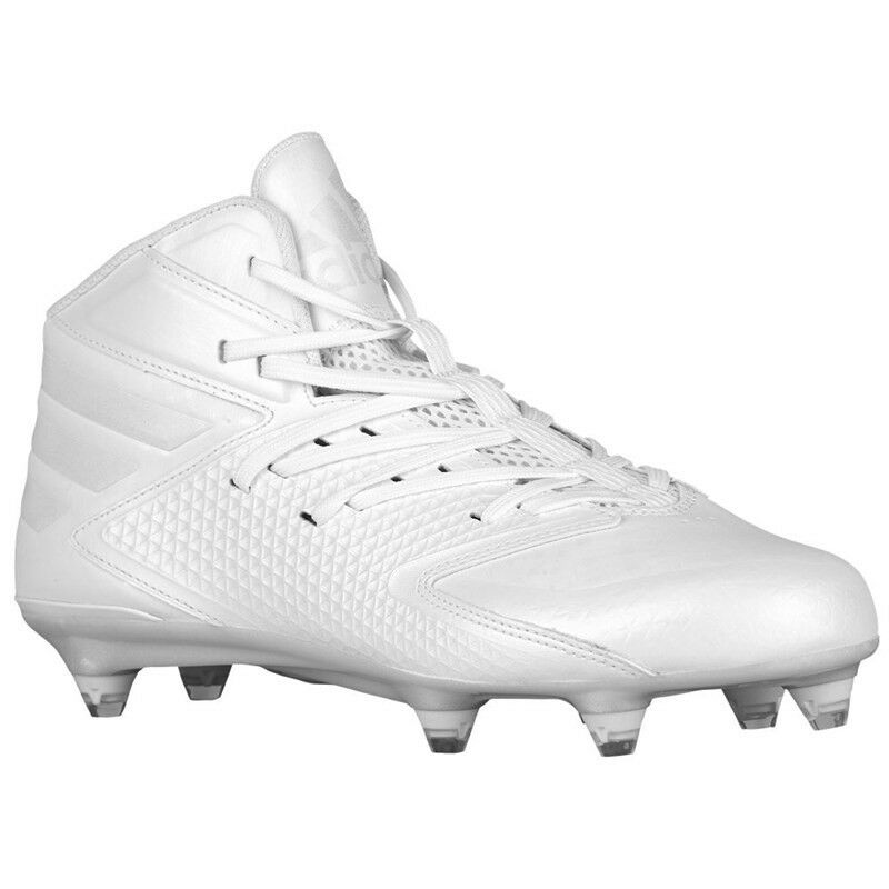 new product 22999 d64db Details about Adidas FREAK CARBON Mid D Mens Football Cleats MODEL D70146  MSRP 100