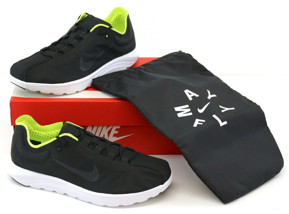 46478481e50d8 Details about Nike Mayfly Lite SE Unisex Black Trainers Sneakers UK 5.5 -  876188-001