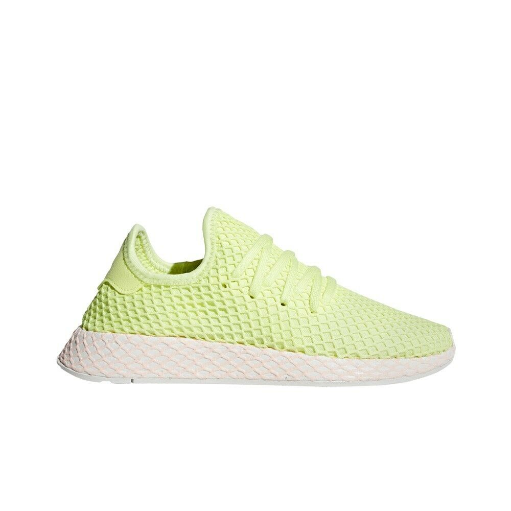 Details about Adidas Deerupt (Glow Glow Clear Lilac) Women s Shoes B37599 58683327678