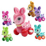 Cute Colorful Deer Shape Early Educational Wind Up Toy Child Toy Clockwork Toy