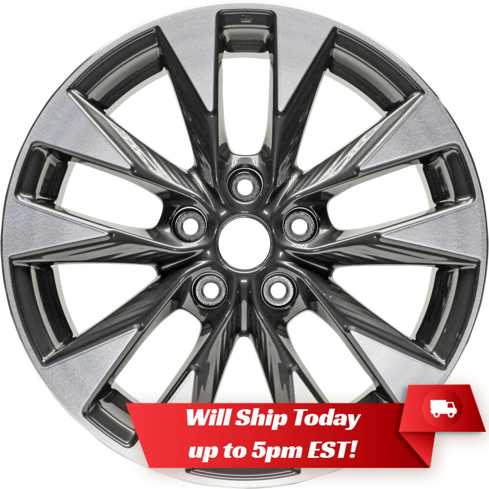 "New 17"" Replacement Alloy Wheel Rim For 2016-2019 Nissan"