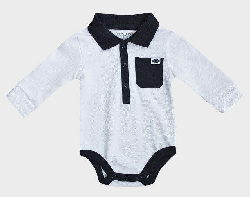 ae3869a23ec6 Boys Newborn Baby Toddlers Minoti Polo Style Bodysuit Summer Outfit ...