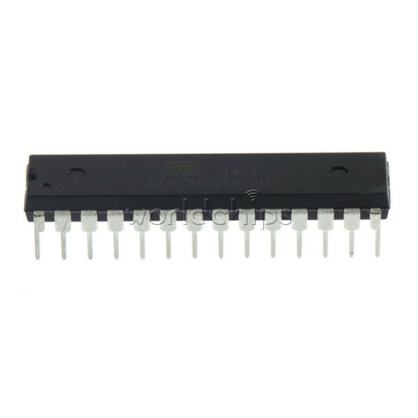 ATMEGA328P-PU  IC Chip Microcontroller with Bootloader for Arduino UNO R3
