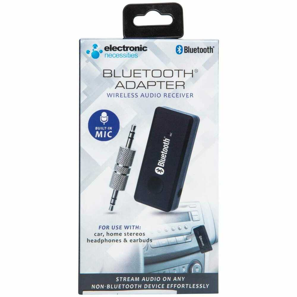 Xtreme Bluetooth Car Adapter Wireless Audio Receiver