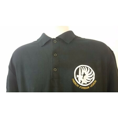 img-FRENCH ARMY FRENCH FOREIGN LEGION POLO SHIRT