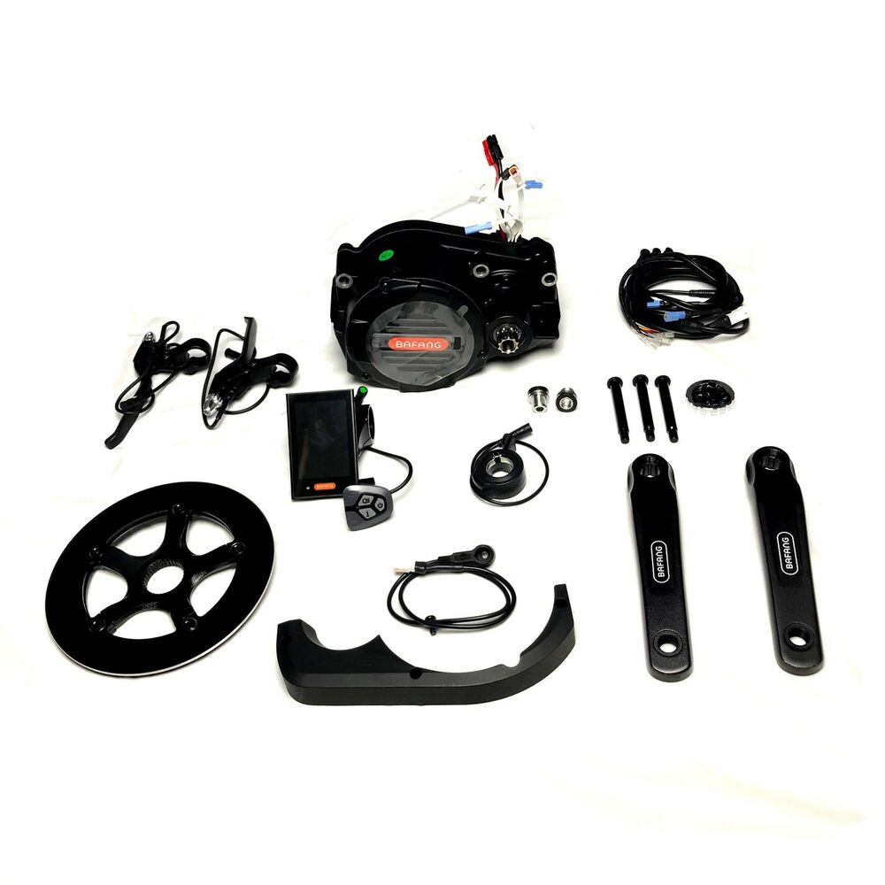 Details About Bafang Ultra 1000w Magnesium Mid Drive Kit Motor Ebike Electric Bike Bicycle