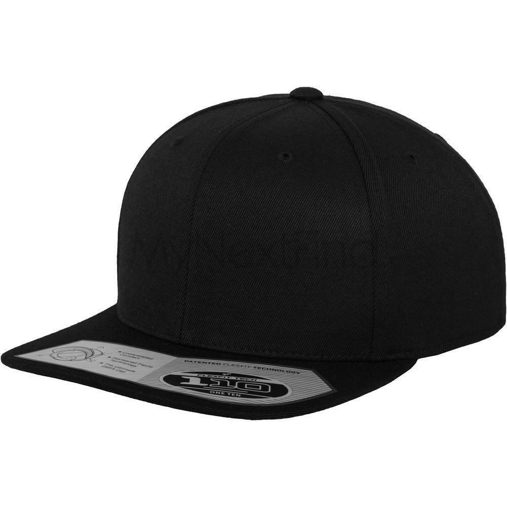 Details about Flexfit by Yupoong 110 Fitted Snapback 85d5a9019f0
