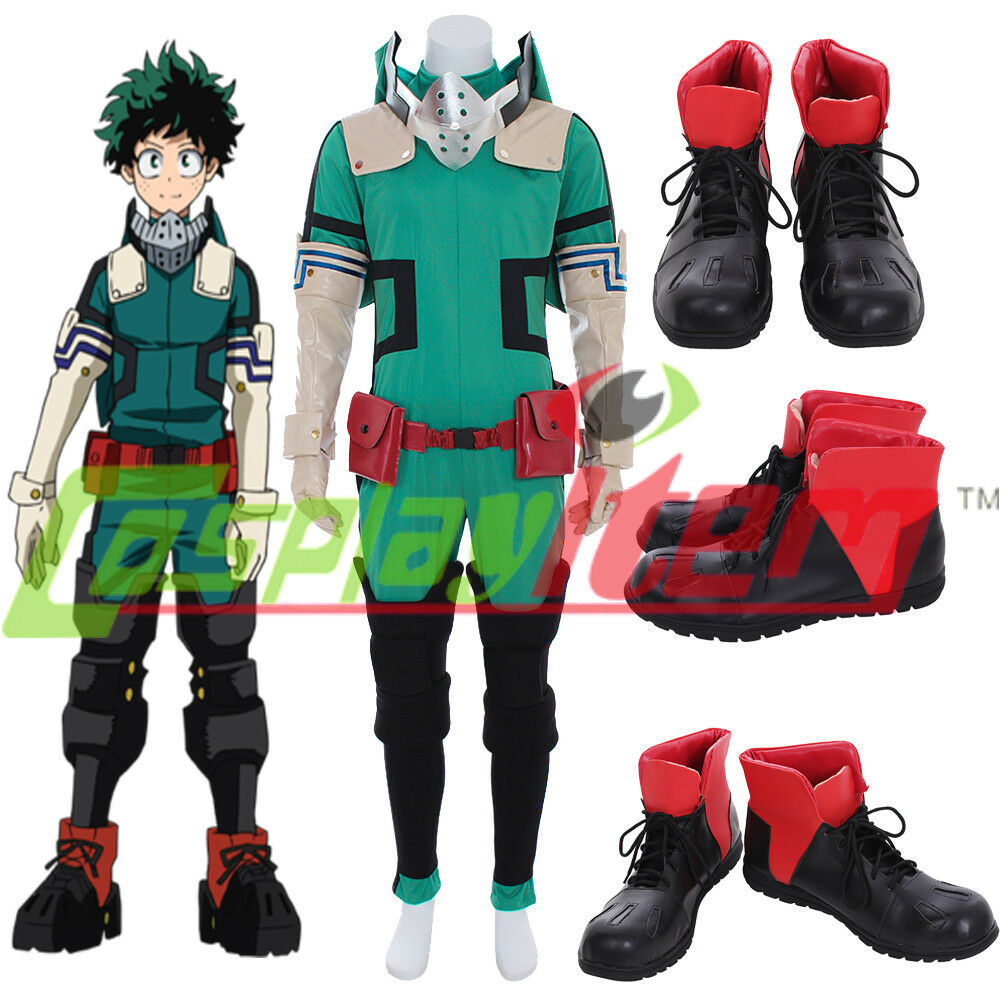 Deku my hero academia cosplay