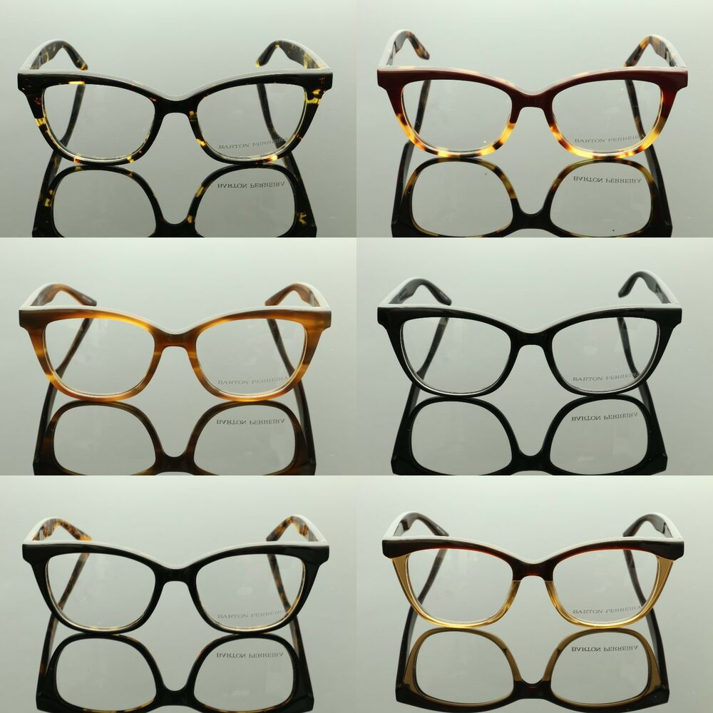 3b31ff7125 Details about Authentic BARTON PERREIRA Glasses Model EDITH 49 Women  Different colors